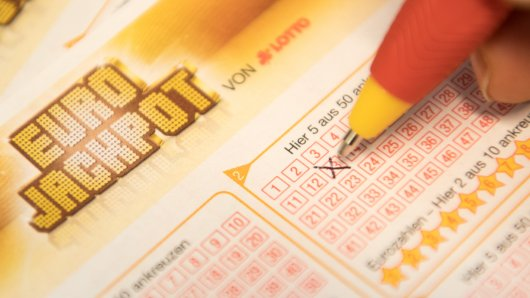 In NRW wurde beim Lotto der Mega-Jackpot geknackt.