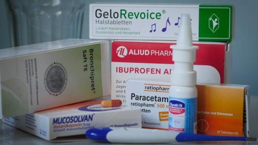 Deutschland droht demnächst ein Ibuprofen-Mangel. (Symbolbild)