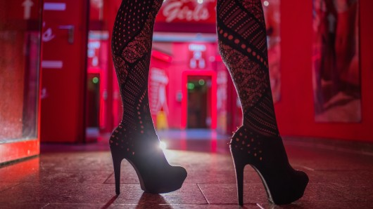 NRW: Frauen aus Nigeria werden immer häufiger in Deutschland zur Prostitution gezwungen.