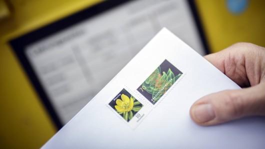 Unfassbar, welchen Brief eine Frau aus Düsseldorf von der Deutschen Post bekam. (Symbolbild)