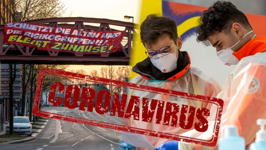 Das Coronavirus in NRW greift um sich – die Kommunen rufen um Hilfe.
