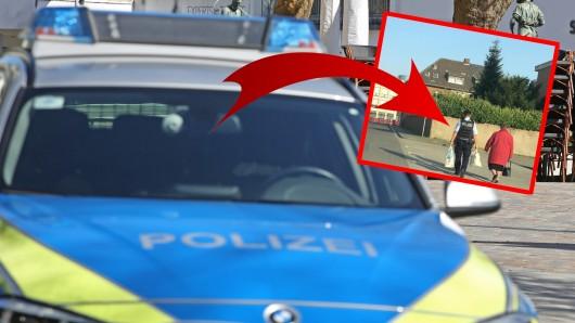 Ein rührendes Foto aus NRW sorgt für Lob für die Polizei in Coronavirus-Zeiten.