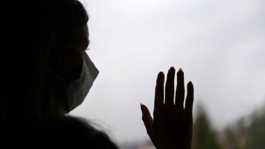 Die häusliche Gewalt nimmt in Corona-Zeiten stark zu.