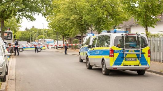 Am Samstagmittag wurde ein 43-jähriger Mann in NRW durch einen Schuss schwer verletzt.