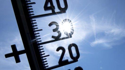 Wetter in NRW: Der Sommer könnte in NRW direkt mit einem deutlichen Temperaturanstieg beginnen.
