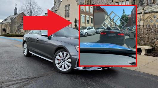 Die Polizei Münster (NRW) hat einen Audi mit unglaublicher Ladung entdeckt. (Symbolbild)