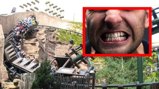 Phantasialand bei Köln: Das Verhalten einiger Menschen im Freizeitpark machte einen Besucher sprachlos. (Symbolbild)