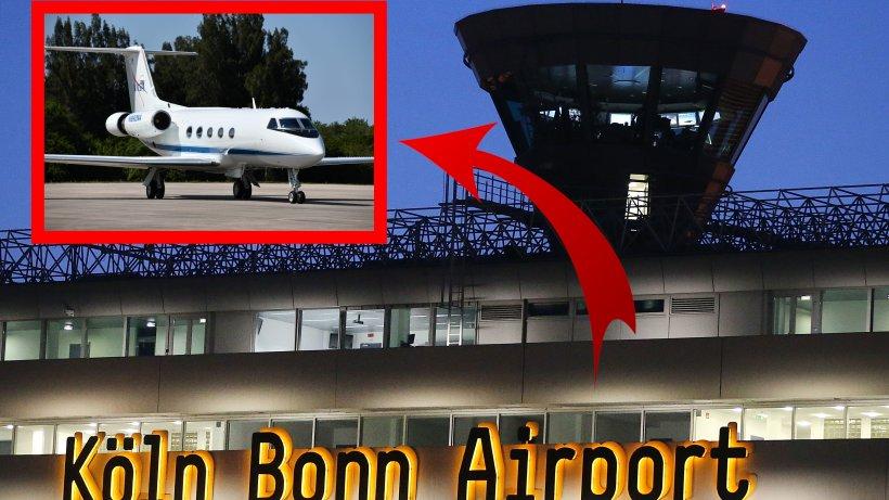 Flughafen Köln/Bonn: Mann beobachtet rätselhafte Landung – selbst der Airport ist ratlos