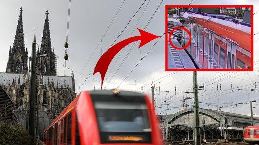 Köln: Die Polizei ermittelt nach einem lebensgefährlichen Auftritt am Hauptbahnhof.
