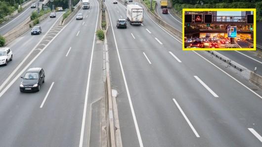 Die A40 ist eine der meistbefahrenen Strecken in NRW. (Archivfoto)