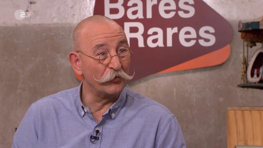 Bares für Rares: Als eine Verkäuferin DAS sagen will, geht Horst Lichter dazwischen.