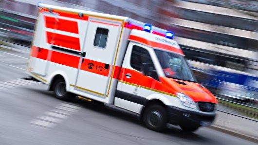 Auf der A42 hat sich am Donnerstag ein heftiger Unfall ereignet.