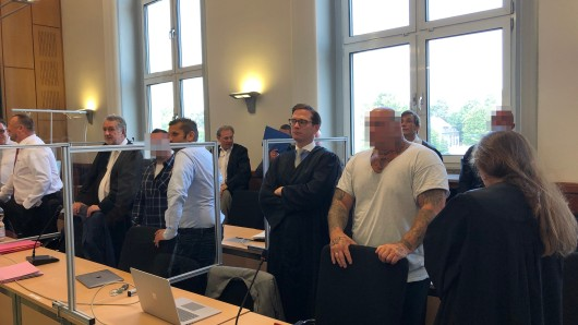 Der Prozessauftakt in Hagen ist unter großen Sicherheitsvorkehrungen durchgeführt worden.