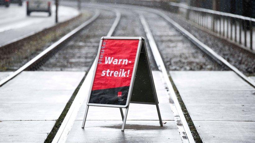 Warnstreiks in NRW: Stillstand im ÖPNV! HIER fahren am Dienstag keine Busse und Bahnen