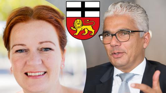 Stichwahl in Bonn: Amtsinhaber Ashok-Alexander Sridharan (CDU) gegen Katja Dörner (Grüne).