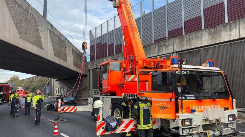 Köln News Unfall