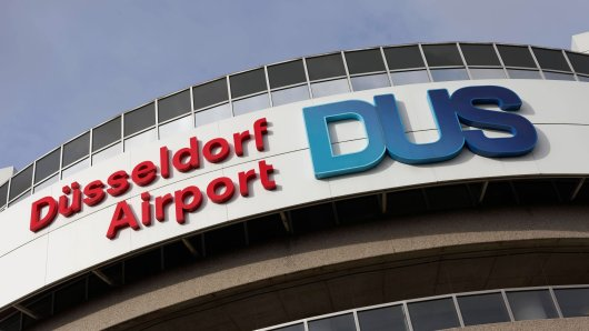 Der Düsseldorfer Flughafen hält ein neues Produkt für seine Passagiere bereit.