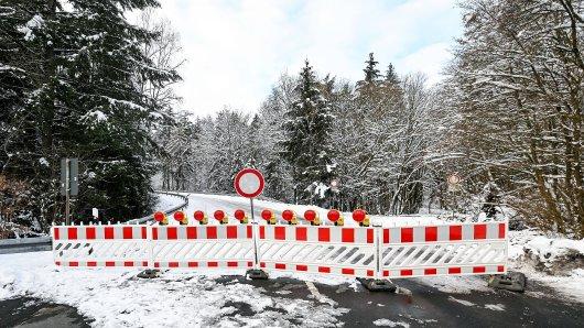 Winterberg/Sauerland: Viele Wintersportgebiete bleiben gesperrt. (Symbolbild)