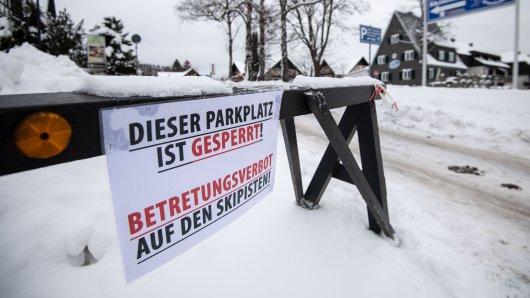Winterberg/Sauerland: So sieht es derzeit vor Ort aus. (Symbolbild)