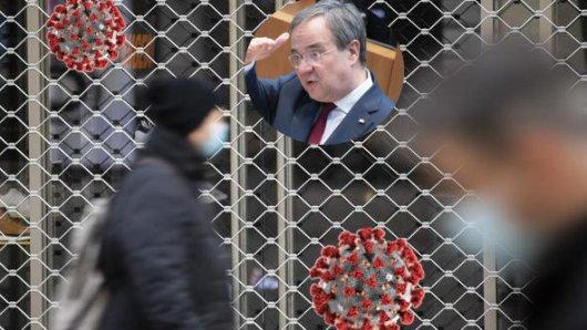 Der Lockdown wurde auch in NRW verschärft. Armin Laschet hatte es schon am Dienstag angekündigt. Welche Regeln nun bis Mitte Februar gelten, erklären wir hier.