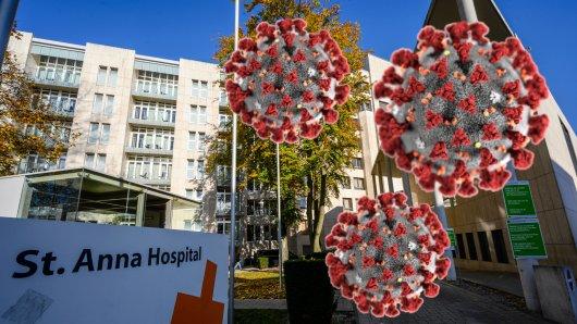 Corona-Ausbruch in diesem NRW-Krankenhaus.