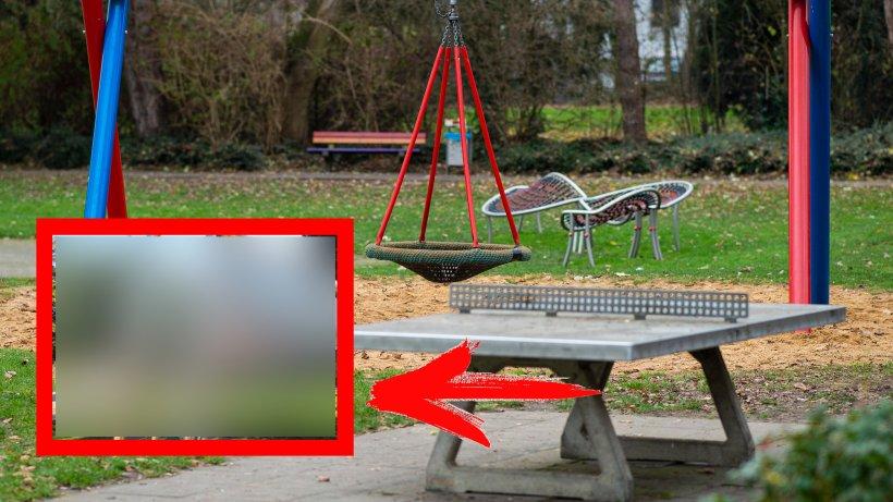 Bottrop: Gefahr auf dem Spielplatz! Stadt warnt alle Eltern