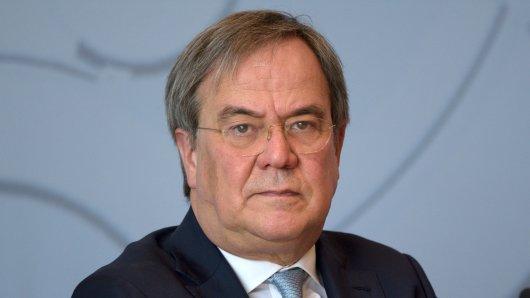 Armin Laschet äußert sich mit strengen Worten zur Masken-Affähre seiner Unions-Kollegen. (Symbolbild)