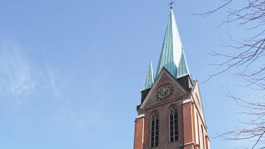 Was macht diesen Kirchturm in Herne so besonders? Tatsächlich eine bestimmte Sache!