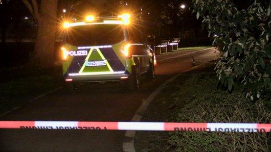 In Hilden musste die Polizei auf einen bewaffneten Mann schießen.