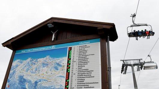 Winterberg: Skifahrer dürften sich derzeit freuen. (Symbolbild)