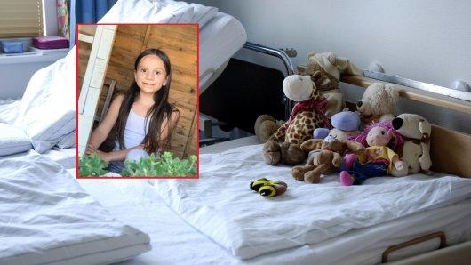 NRW: Die kleine Lulu (8) ist schwer krank und braucht einen Lebensretter. Kannst du ihr helfen?