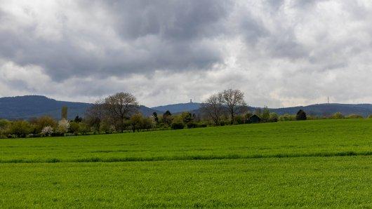 Wetter in NRW: Zum Wochenstart wird es alles andere als gemütlich. (Symbolbild)