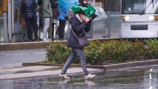 Das Wetter in NRW wird ungemütlich.