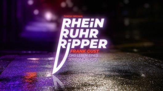 """TVNow im Ruhrgebiet: RTL beleuchtet das Leben von """"Rhein-Ruhr-Ripper"""" Frank Gust."""