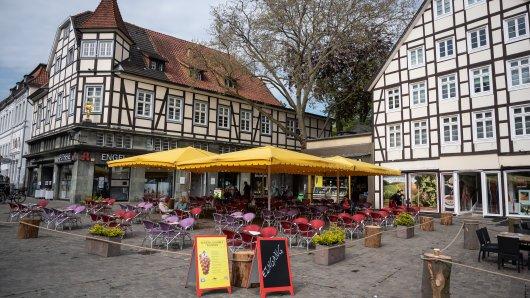 Die ersten Lokale dürfen in NRW wieder öffnen – zumindest in der Außengastronomie.