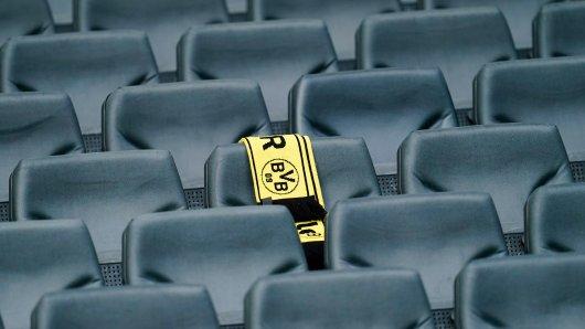 Corona in NRW: Fans sind auch am letzten Bundesliga-Spieltag nicht erlaubt. (Symbolbild)