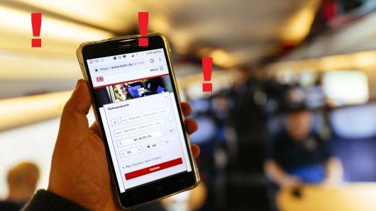 Deutsche Bahn in NRW: Ein Jugendlicher ging den Beamten ins Netz, weil er illegale Bahntickets verkaufte. (Symbolbild)