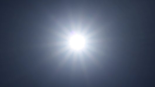 Das Wetter in NRW wird heiß.