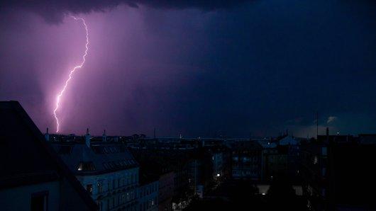 Das Wetter in NRW ist diesen Sommer bislang alles andere als gut.