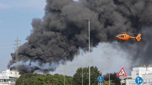 Leverkusen: Drei weitere Tote wurden geborgen. (Symbolbild)