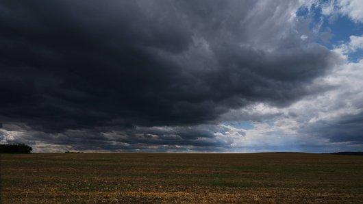 Das Wetter in NRW wird nochmal ungemütlich. (Symbolfoto)
