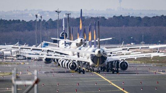 Flughafen Düsseldorf: Eine neue Airline sollte 2022 starten - doch das wird eine Bruchlandung. (Symbolbfoto)