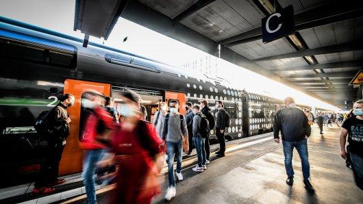 Deutsche Bahn in NRW. Chaos zum Wochenstart in allen großen Ruhrpottstädten! (Symbolbild)