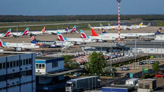 Der Flughafen Düsseldorf in einer neuen Studie in DIESEM Bereich besonder schlecht ab.