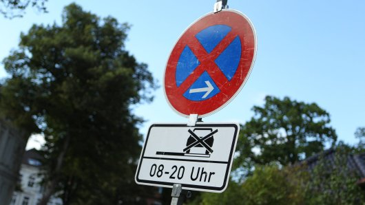 Lünen: Heftiger Streit um ein Auto im Halteverbot! (Symbolbild)