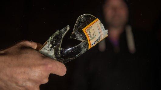 Nach einem Angriff mit einer Glasflasche ist ein 19-Jähriger gestorben. (Symbolbild)