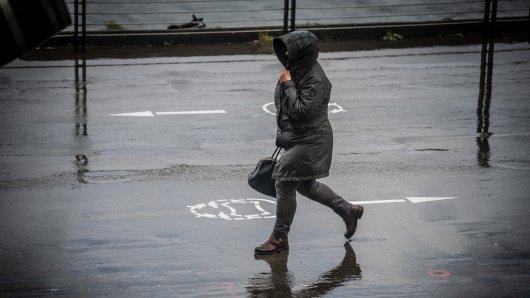 Es wird stürmisch in NRW. (Symbolbild)