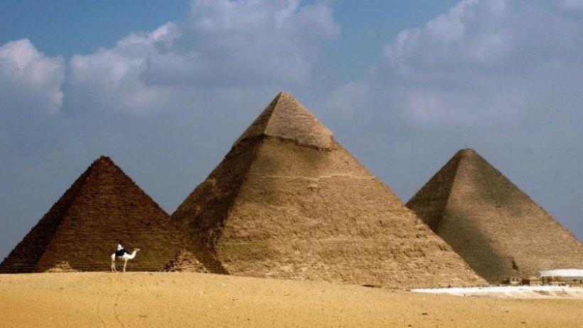 Sex Auf Pyramide