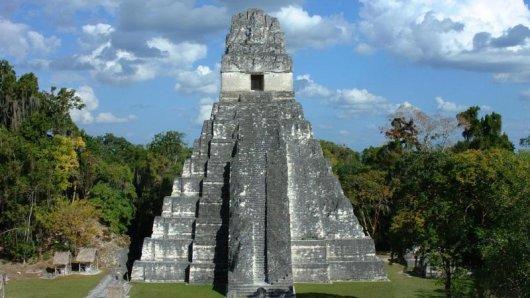 Wer in Guatemala die architektonischen Meisterwerke der Mayas bewundern will, muss in die Parks des antiken Tikal fahren.