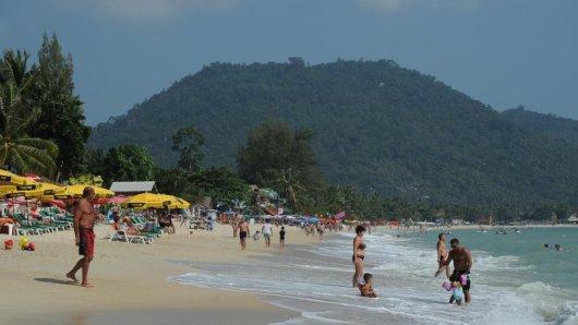 Ko Samui ist eine der beliebtesten Urlaubsinseln in Südoastasien. Thailand gilt als relativ sicheres Reiseland - doch Anschläge können auch dort nicht ausgeschlossen werden.